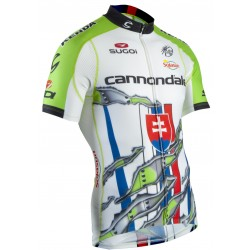 Peter Sagan 2014 Cannondale Green Machine Jersey - Limited Edition