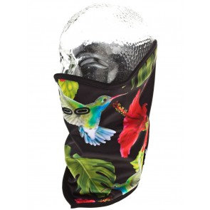 Neff Hybiscus Mask Floral One Size