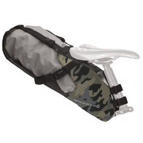 Blackburn Outpost Seat Pack & Dry Bag Seat Bag
