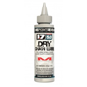 OnePointSeven Formula 5.0 Cycling Dry Chain Lube 2014