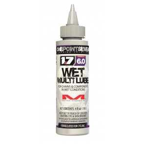 OnePointSeven Formula 6.0 Cycling Wet Multi Lube 2014