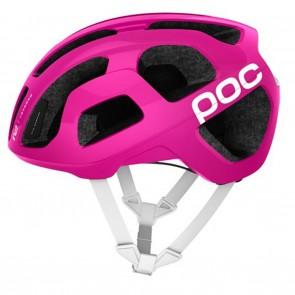Poc Octal Raceday Road Cycling Helmet Fluorescent Pink