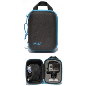 Wryd Single Camera Accessory Case Scout Black/Blue