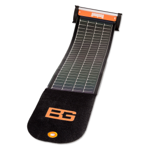 Bushnell PowerSync Bear Grylls SolarWrap Mini Portable Battery Charger