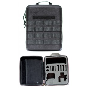 Wryd Multi-Camera Accessory Burly Case Tactical Black