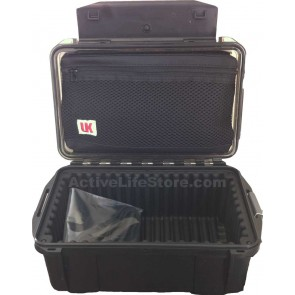 UK Pro Waterproof Gearbox 7 Camera Case for GoPro Black