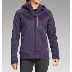 Under Armour Softershell Cold Gear Infrared Hooded