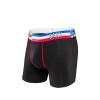 Saxx Men's Vibe Modern Fit Boxers World Flag series - 2014
